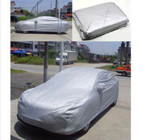 Wholesale Durable High Quality Full Car Auto Cover Waterproof Sun UV Snow Dust Rain Resistant Size XXL UK DH04