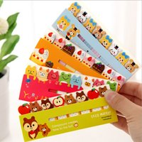 Wholesale Color Random Mini Pages Sticker Post It Bookmark Notepad Sticky Notes stick marker