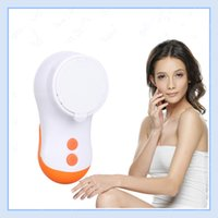 facial equipment - Lowest price in China orange color deep cleaning skin care beauty equipment facial cleaning machine for ance removal