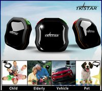 Wholesale 2016 New Design Mini Waterproof GPS Tracker TKStar for person pets and bicycle Via GPRS GSM On Mobile Phone