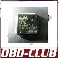 arm micro controller - Original STM32F103RBT6 ARM QFP64 micro controller chip logic ic