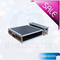 amplifier rack cases - 2u rack tool box and case flight case for Amplifiers processors power amplifier