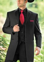western suits - Black western cowboy tuxedos for men custom made Groom tuxedos Wedding suits for mens groommens suits jakcet pants tie