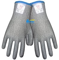 work gloves - Glass Handing Working Gloves Guage HPPE Anti Cut Resistant Work Gloves
