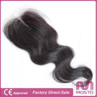Brazilian Hair brazilian lace closure - Cheap Hair A Lace Closure Brazilian Body Wave Middle Part x Lace Top Closure Virgin Brazilian Hair Natural Black B for Party
