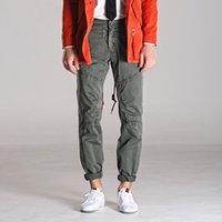 Wholesale Men s Pants Military Cargo Pants Mens Trousers Men s Casual Pants Washing Padded Work Slacks Cotton Plus Size