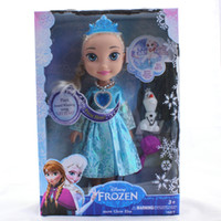 led picture light - in stock free FROZEN ELSA SNOW GLOW DOLL PRINCESS ACTUAL PICTURE MUSICAL SINGING TALKING LET IT GO with LED light