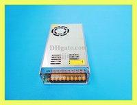 Wholesale 400W LED switching power supply switch power with fans input V AC output V V V DC year warranty