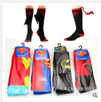 thermal socks - 4 styles Cotton kidssocks Sport Warm Thermal Sock Bat Cartoon Striped Men Skateboard Socks Casual Football Sock S00122