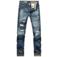 mens designer jeans - Hot Sale Jeans Men Fashion Brand Mens Jeans Plus Size High Quality New Brand Jeans Designer N821