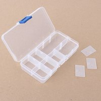 best alps - The Best Price For Plastic Slots Adjustable Jewelry Storage Box Case Craft Organizer Bead