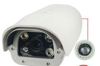 Wholesale Weather Proof P Dot matrix Array LEDs Analog HD License Plate Recognition Camera for Parking Entrance Toll Station