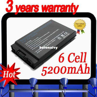 Wholesale Lowest price Cell NC4200 Cheap Laptop Battery NC4400 TC4200 V mAh
