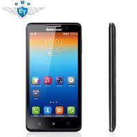 Wholesale Lenovo P780 Original Cell Phones Android MTK6589 Quad Core quot x720 Gorilla Glass Screen GB RAM MP mAh Battery Mobile