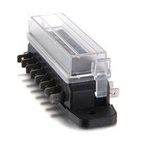 Wholesale New V Way Car Truck Automotive Auto Blade Fuse Box Block Holder Circuit