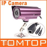 Wholesale Apexis Wired Security IP CCTV Camera Webcam Web Camera Nightvision
