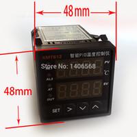 Wholesale digital temperature controller Intelligent PID Temperature Controller Smart Temperature Controller XMT612