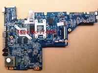 ati quality - Laptop Motherboard main board for Hp G62 CQ62 CQ42 G42 HM55 ATI MB quality goods