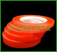 Wholesale Red Double Sided M Sticky mm Adhesive Tape For Mobile Phone Touch Screen LCD Cover
