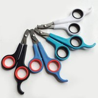 Wholesale 200 Nail Clippers Scissors Grooming Trimmer Tool for Pet Dog Cat Noe Cut Mini Profession Arrival Super Hot Sale Freeshipping