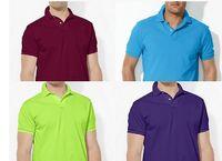 Cheap Men summer clothes Best Stand Collar Short Sleeve camisa tshirts