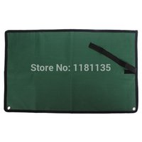 Wholesale 12PCS Canvas Tool Rool Pocket Spanner Wrench Tool Storage Bag Case Fold Up mm x mm
