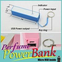 e8 android - Emergency PowerBank mAh Perfume Portable Backup Battery Charger USB Power Bank for Android iPhone S HTC M8 E8 S4 Note
