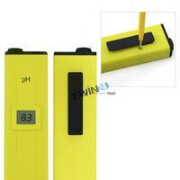 water ph meter - Digital PH Meter Tester Pocket Aquarium Pool Water Wine Urine LCD Pen Monitor with the user guide
