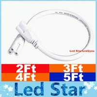 cable connector - 2ft ft ft ft Cable for Integrated T8 T5 led tubes lights Connector