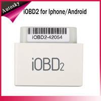 Wholesale New Release Original XTOOL iOBD2 Tool OBD2 EOBD2 Scanner for IOS and Android By Wifi Communication Work for ipod iphone ipad