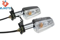 arlen ness motorcycles - 4 Turn Signals Lights Smoke Spear For Victory Ness Jackpot Arlen Series Motorcycle parts Zjmoto