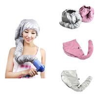 Wholesale Bonnet Hair Dryer Attachment of Diffusers for Home Salon Use Professional Detangling Haircare Hood Hat