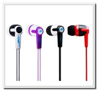 Wholesale 2015 newest SMS MC mini Cent Earphones Audio Street by Cent Headphone In Ear Headphones Factory Price for Mp3 Mp4 Cell phone tablet