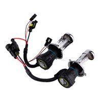 Wholesale 1Set High Intensity Discharge Lamp W V H4 K Slim HID Xenon Light