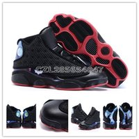 Wholesale Discount Retro XIII Superman Batman Basketball Shoes Trainers Best Quality Sports Sneakers Shoes Sneakers Retro Shoes Drop Shipping