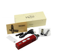 Wholesale Titan Newest Herbal Vaporizer G Pro dry ehrb vapor G Pro vaporizer kit vs titan titan dry herb vaporizers