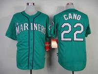 robinson - Robinson Cano Green Jersey Seattle Mariners Jerseys Cheap Baseball Jerseys Authentic Stitched Cool Base Jersey
