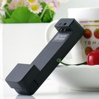 battery power indicator - Universal Battery Charger desktop dock charger USB Sync Cradle With LED Power indicator