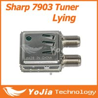 Wholesale Original Sharp Tuner Lying Type A openbox skybox F5 F5S V5S V8 V8S M3 M5 S10 S12 M3 F5 F5 orton403 satellite receiver