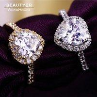 Cheap Cluster Rings fashion rings Best Romantic Women wedding rings