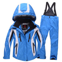 Wholesale New Arrival Children S Ski Suit Thick Warm Waterproof Jacket Pant For Boys Girls