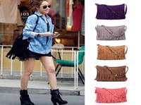 fringe bags - New Fashion Fringe Tassel Women s Handbags Women Messenger Bag Lady Cross Body Shoulder Bag