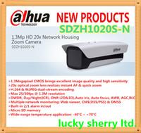 Wholesale Dahua Mp HD x Network Housing Zoom Camera Waterproof CCTV Bullet IP Camera x Optical Zoom camaras de seguridad SDZH1020S N