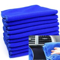 Wholesale 3 Microfiber car cleaning cloth wash towel products dust tools car washer auto supplies car accessories