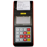 Wholesale Portable Digital Hardness Tester H with built in printer Can convert to rockwell Brinell Vickers Shore USB output