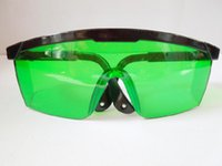 Wholesale New Laser Glasses Safety Goggles for Red Laser Blue Violet Laser Pointers nm nm nm nm IR lasers A2