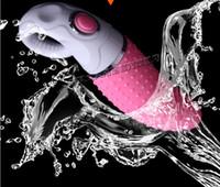 Jouets sexuels Prix-Vibromasseurs classiques colorés pour les femmes Vibromasseurs vibrants portatifs pour les dames Grosses jouets sexuels pour la vie sexuelle Hot Sale S005