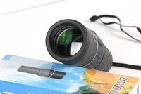 Cheap Wholesale-16X52 High Power HD Night Vision Monocular Double Focusing telescope