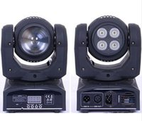 Wholesale 2PCS Double Sides LED BEAM and WASH Moving Head Stage Light