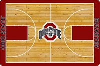 basketball bedroom sets - 2015 High Quality Customized Ohio Buckeyes Basketball Bath Mat Home Decoration Carpet Doormat cm X cm Mat Bedroom Setting